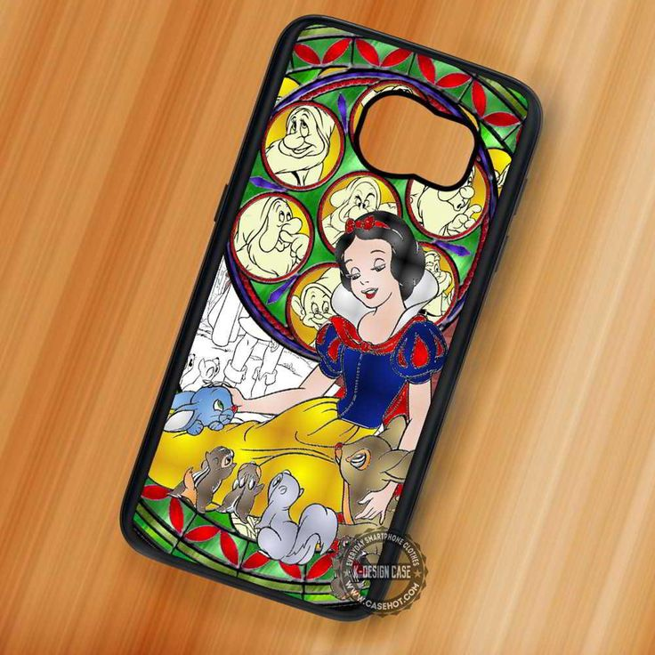Beautiful Princess Snow White Disney - Samsung Galaxy S7 S6 S5 Note 7 Cases & Covers