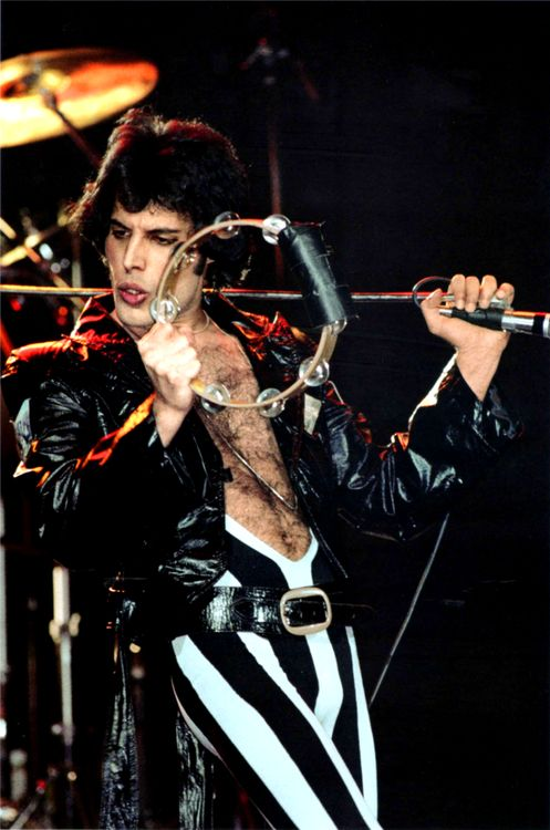 Freddie Mercury (smb: just heard Queen is going to remaster all of their music! 1/16/14)
