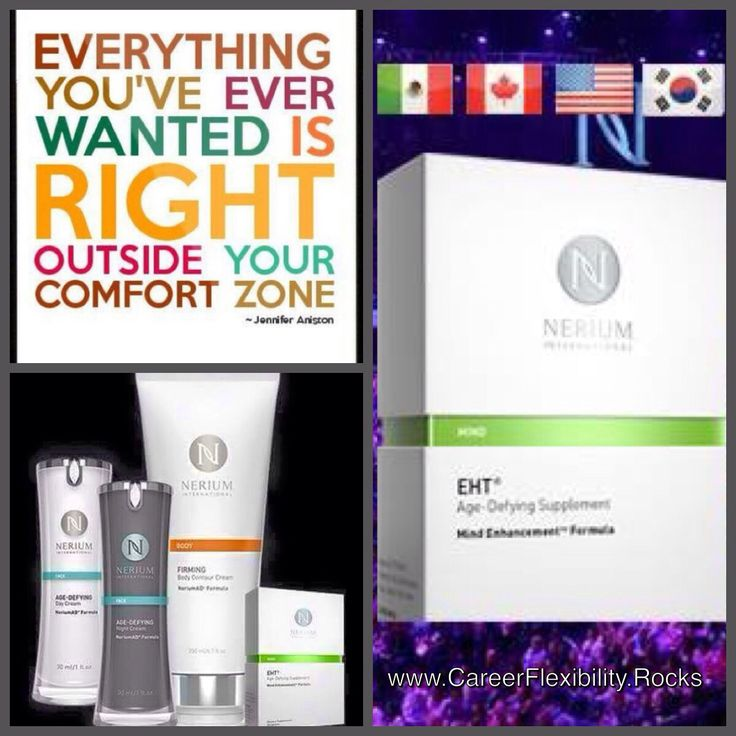 Everything you've ever wanted is right outside your comfort zone ~ Jennifer Anniston Seeking entrepreneurs. To Become a Brand Partner with Nerium International 1. Go to www.CareerFlexibility.com 2. Complete the enrollment form 3. Submit form online
