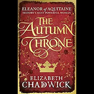 Discovering Diamonds: The Autumn Throne by Elizabeth Chadwick