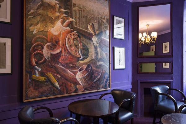 Photo Gallery of L'Escargot London's finest French Restaurant Soho