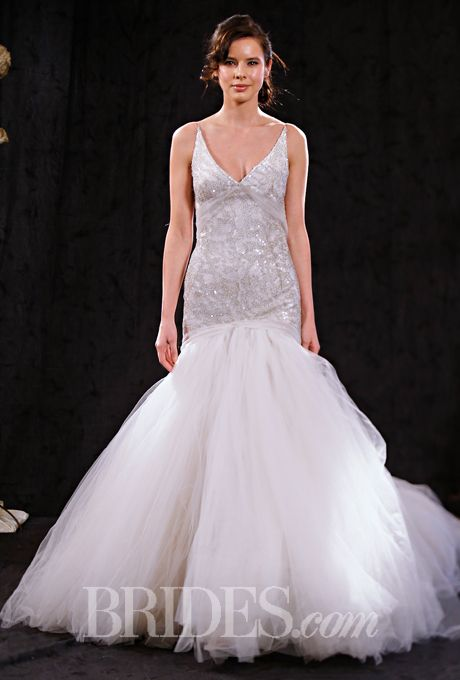 Anne Bowen Wedding Dress - Spring 2015 Collection