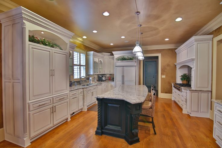 27 Best Kitchens Images On Pinterest Kitchens Cabinet Refinishing And Kitchen Cabinets