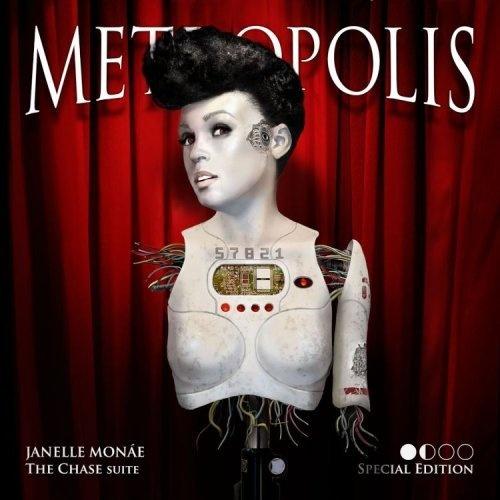 "Janelle Monae - ""Metropolis: The Chase Suite"" (2008)"