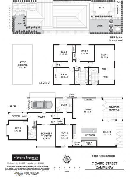Workable floorplan