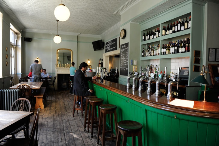 Los mejores pubs de Londres