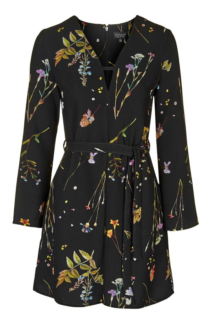 Photo 1 of Botanical T-Bar Dress