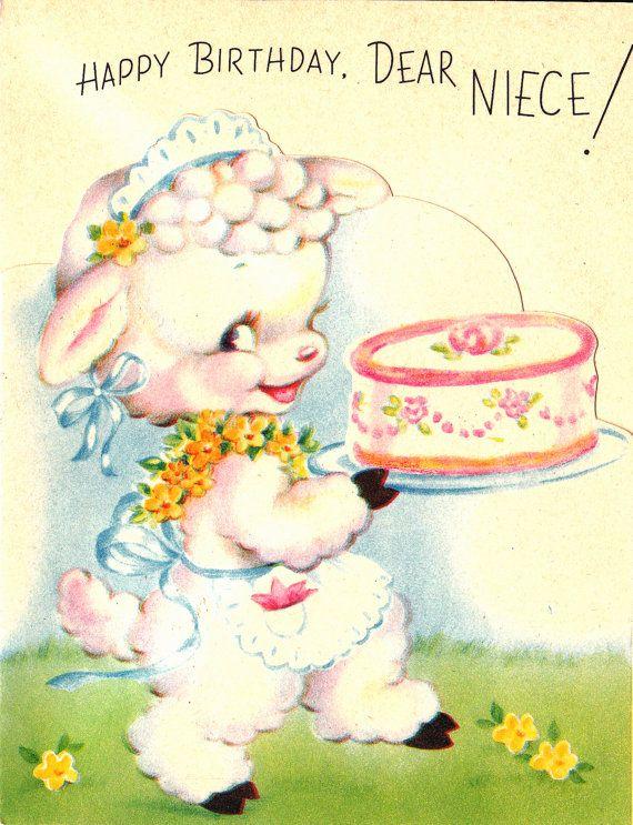 Best 25 Niece birthday card ideas – Birthday Card Niece