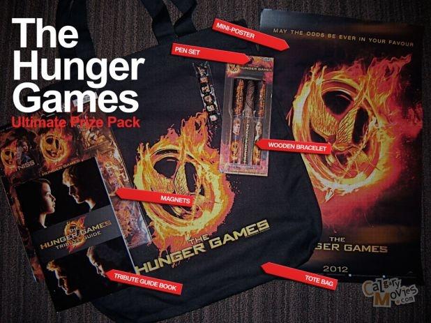 The Hunger Games Contest - facebook.com/calgarymovies
