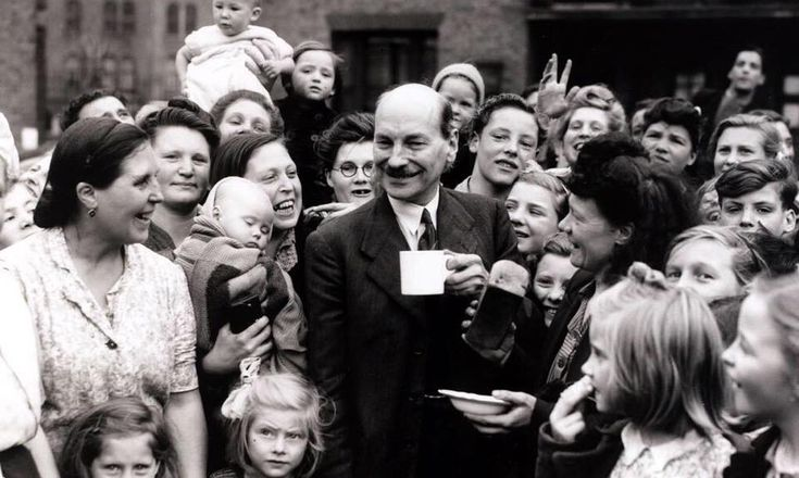 Three Cheers for Clement Attlee