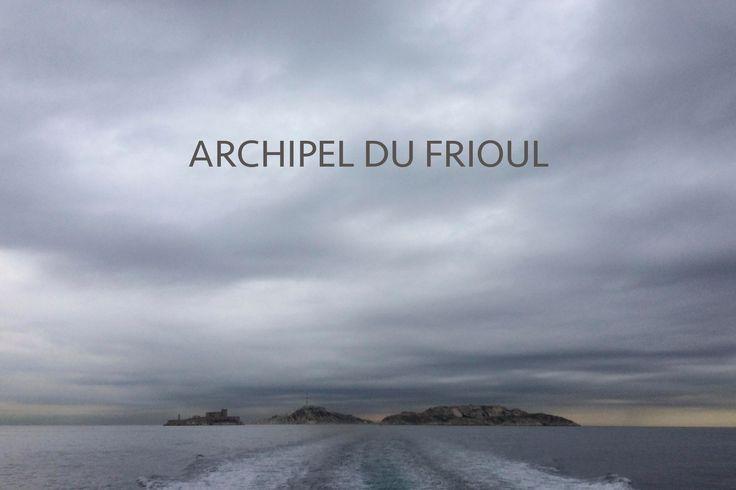Amandine HERRERO - Archipel du Frioul