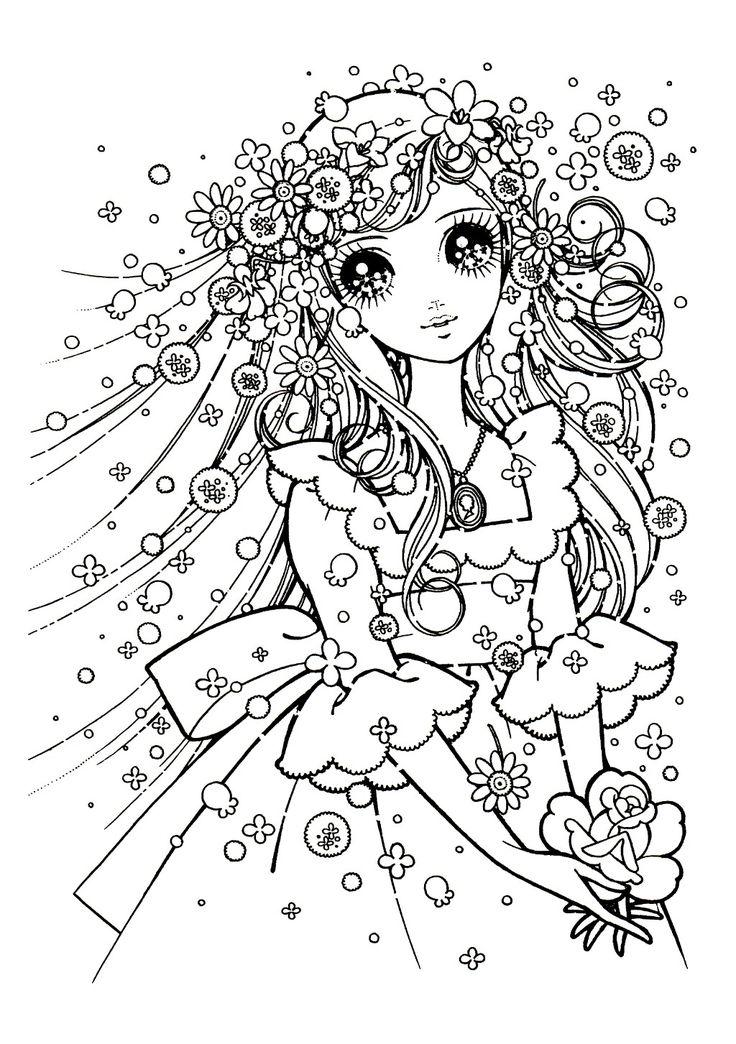 ファッションぬりえ - ミツキ・MA・ウスの小さな世界