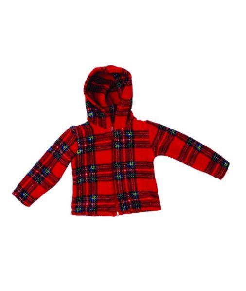 Child's Tartan Fleece Jacket, $44.95