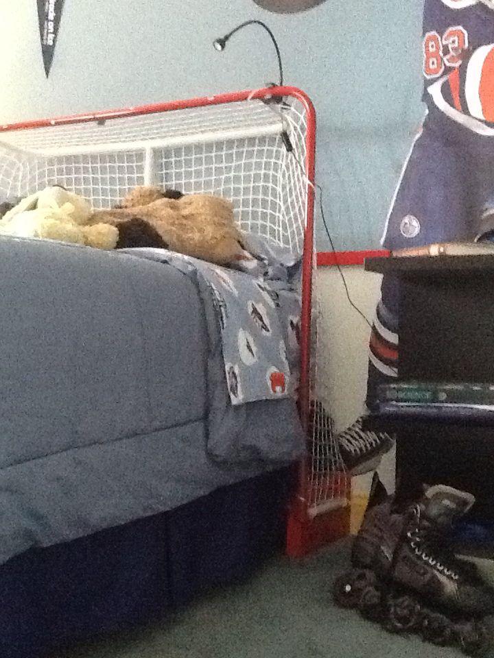 Hockey Headboard Base