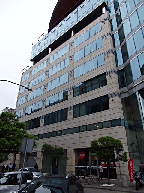 Crown Tower wynajem biura Warszawa #biurowce #warszawa