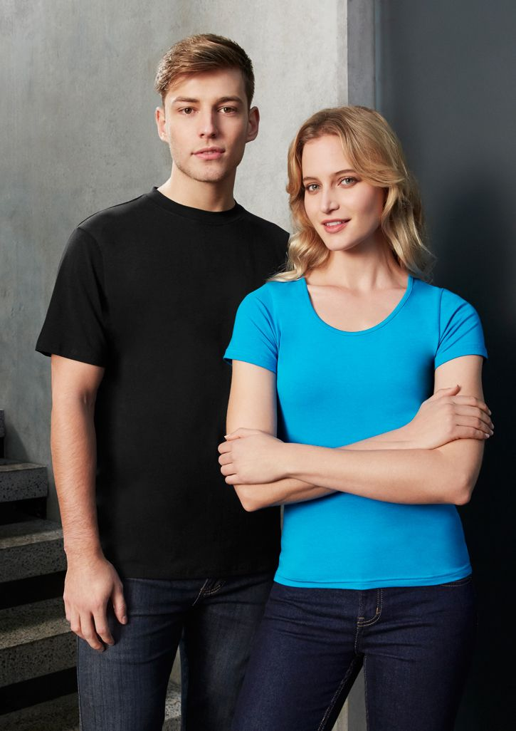 Products - T29222 Mens & Ladies Vibe Tee Available in 3 colours