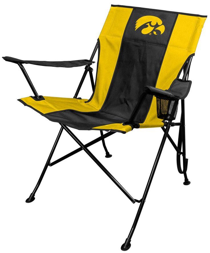 Iowa Hawkeyes Tailgate Chair