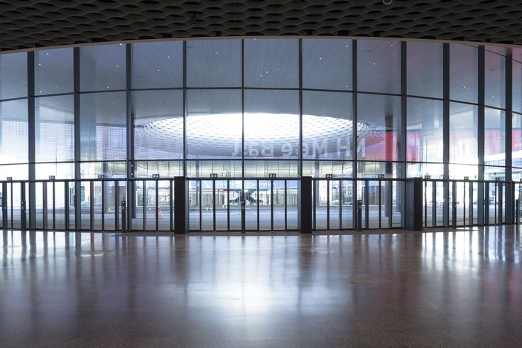 Image 21 of 21 from gallery of Messe Basel New Hall / Herzog & de Meuron. Courtesy of Messe Basel