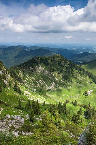Alpen, Deutschland