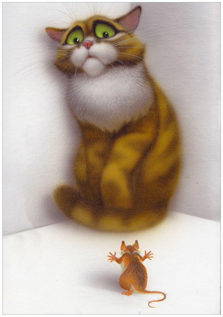 коты картинки рисованные - Поиск в Google