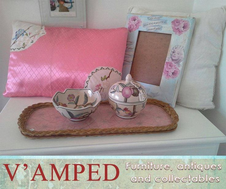 At #Vamped we gave a gorgeous range of smalls for the discerning collector.Contact Rory on 076 983 4008 for more information. Delivery available nationwide on arrangement.