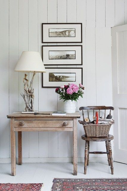 Discover the H&G guide to decorating white rooms with design ideas on HOUSE - design, food and travel by House & Garden.