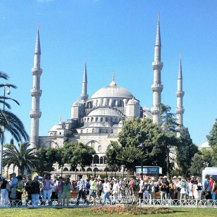 Sultanahmet Camii (Blue Mosque) in İstanbul, İstanbul