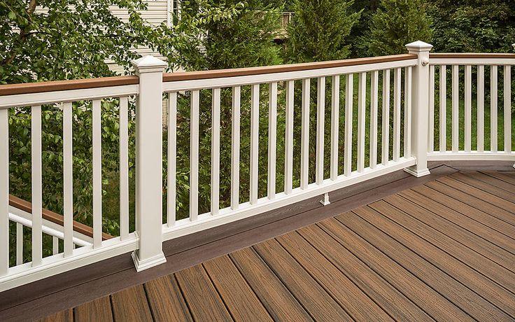 Trex Transcend® Composite Deck Railing - Trex