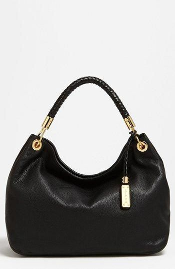 828a557b69a7 Michael Kors  Large Skorpios  Leather Shoulder Bag available at  Nordstrom