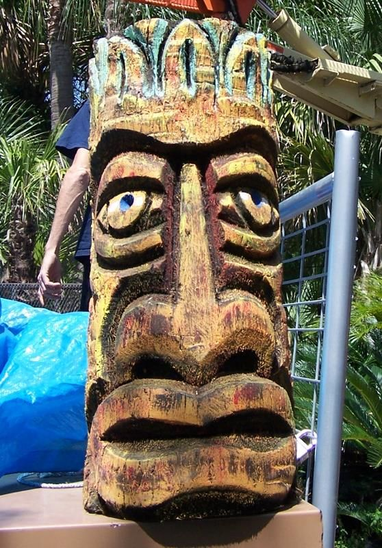 215 Best Images About Tiki On Pinterest Driftwood