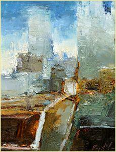 """Image of Danny McCaw's   """"Metropolis"""""""