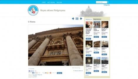 Rzym okiem pielgrzyma -  photo contest