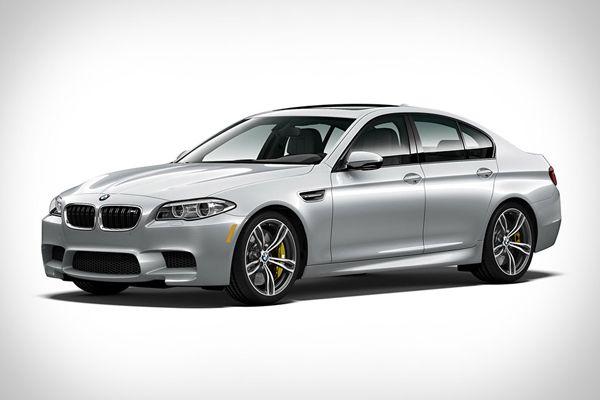 BMW M5 Pure Metal Silver Edition | Baxtton