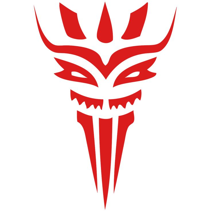 Dragón Rojo Logo