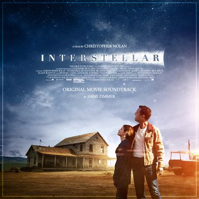 Hans zimmer interstellar original movie soundtrack for Zimmer soundtrack