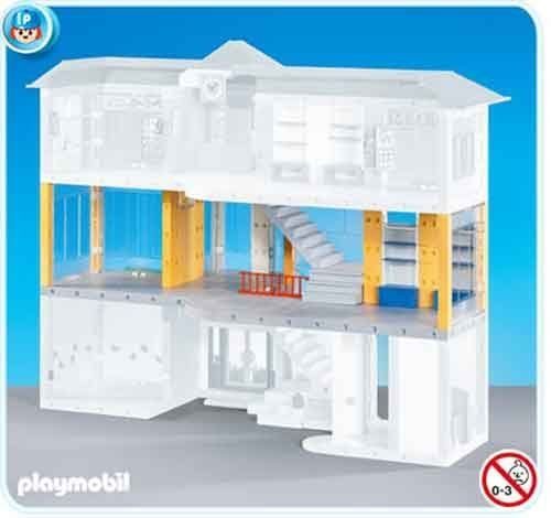 Playmobil 7464 School Building Extension by Playmobil. $79.99. 2010 New Add-On Style; This item is part of the Direct Service range. This range of products are intended as accessories for or additions to existing Playmobil sets. For this reason these items come in clear plastic bags or brown cardboard boxes instead of a colorful retail box.. Perfect Addition to your Furnished School #4324!