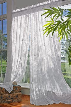 Hawaiian Curtains Arabella Sheer Panel Tropical In 2018 Pinterest Home And Decor