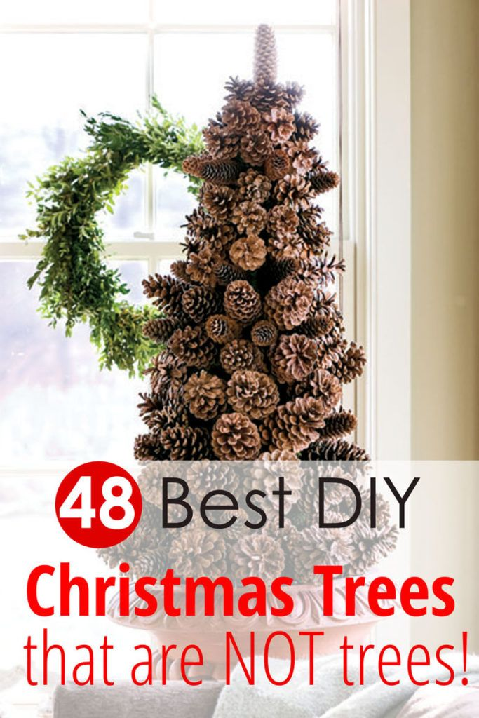 48 Amazing Christmas Tree Ideas A Piece Of Rainbow In 2020 Amazing Christmas Trees Christmas Tree Diy Holiday Decor