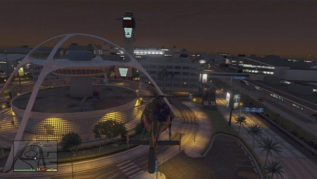 Image result for grand theft auto v airport location