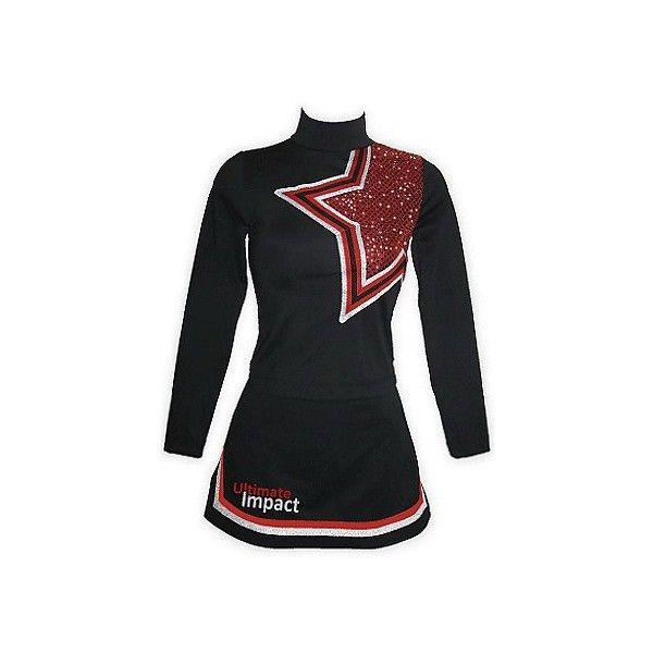New Designs! (225 BRL) ❤ liked on Polyvore featuring cheerleading, cheer, sports, uniform and cheerleading uniforms