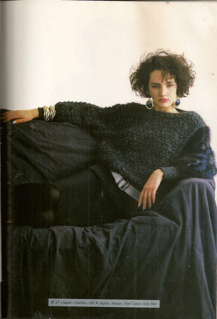 MAGAZINE ANNY BLATT N°78 tricot SPECIAL COUTURE : Autres Tricot et Crochet par…                                                                                                                                                                                 Plus
