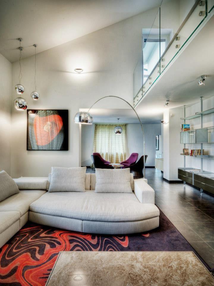 Private Villa am Comer See-Studio Marco Piva Interieur zeitgenössischen design erstaunlich anzeigen schönes Interieur-Design minimalistisch eleganten Kunst Display modernes Design Traum zuhause elegante Innenarchitektur