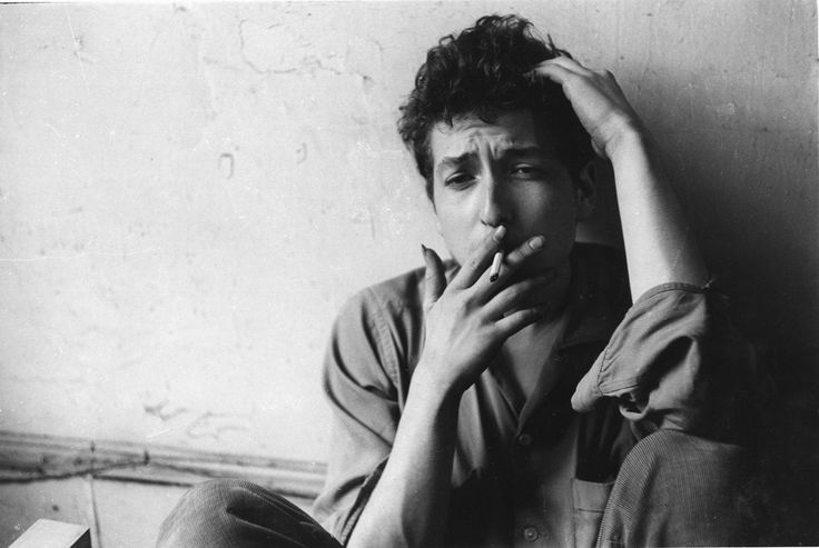 De Nobelprijs Literatuur gaat dit jaar naar Bob Dylan (Amerikaanse zanger).