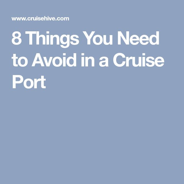 7 best noordam cruise images on pinterest drink cocktails and 8 things you need to avoid in a cruise port fandeluxe Images