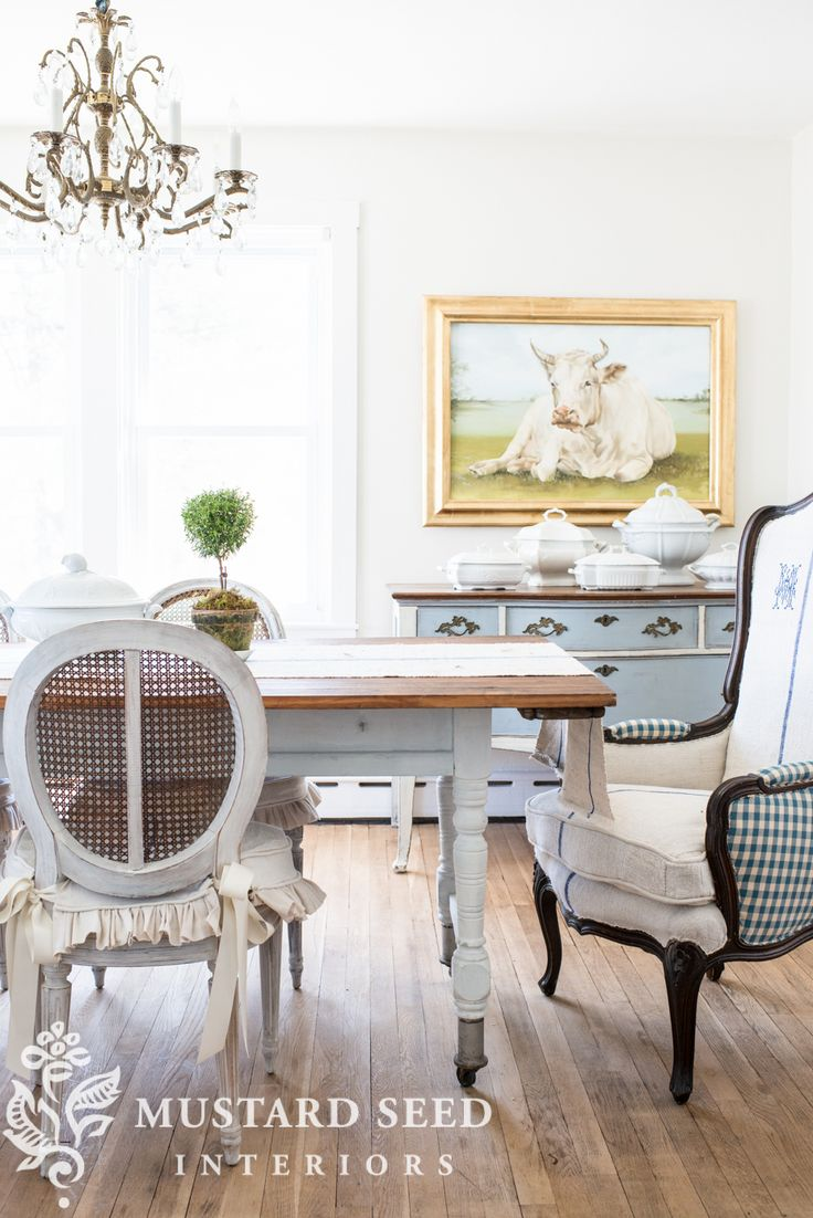 430 Best  Dining Roomspiration  Images On Pinterest  Apartment Best Miss Mustard Seed Dining Room Inspiration