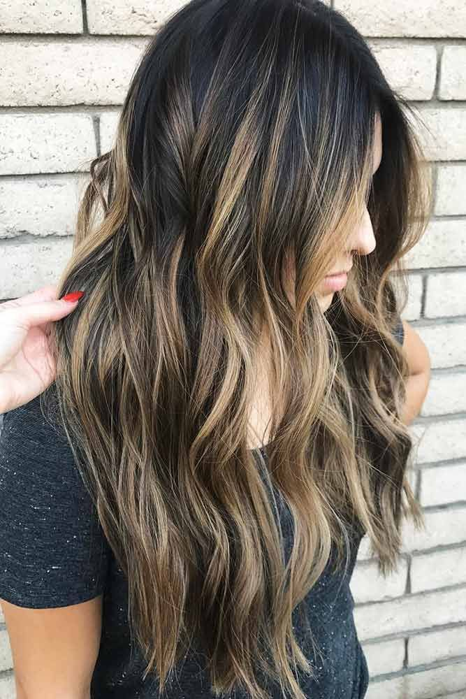 Hair Color 2017 2018 Brown To Blonde Highlights See Light
