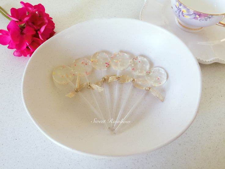 HIGHTEA: Mini lollipops