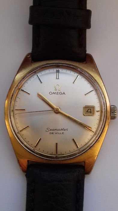 c11bd9423d3 Currently at the  Catawiki auctions  Omega - Seamaster De Ville – 35mm -  Serviced - 136.041 - Men - 1960-1969