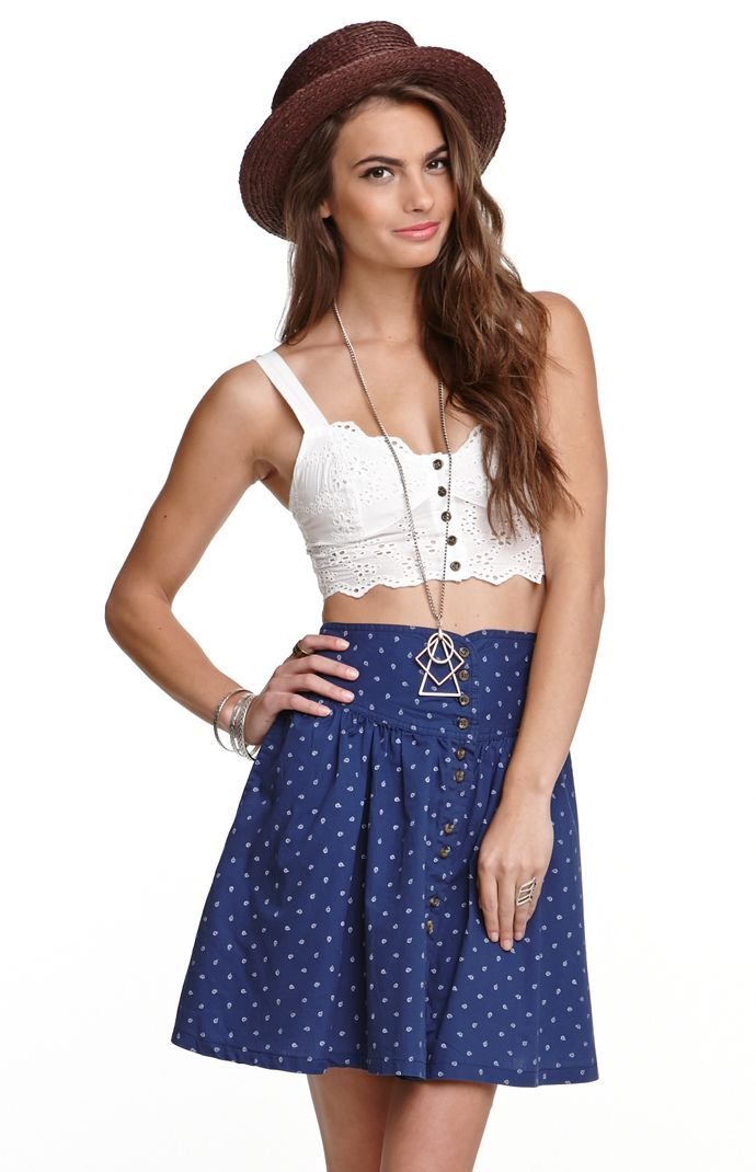 I think tops like this are very cute you can wear them for Cute shirts for maxi skirts