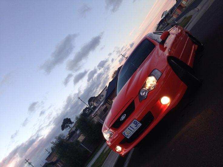 Our #Ford #XR8 #ute - #v8 #boss #260 #boss260